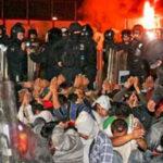 """México: Sicarios de """"Los Zetas"""" desataron sangriento motín de presos"""