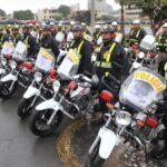 Mininter anuncia 700 motos para Lima y Callao