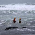 Niño peruano muere arrastrado por una ola en norte de España