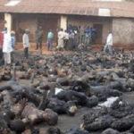 Nigeria: Boko Haram encierra a un pueblo y le prende fuego