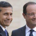 Hollande arribará a nuestro país el martes 23 en visita de Estado