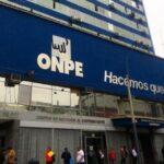 ONPE: 'Ley seca' empieza el sábado 4 de junio a las 8 de la mañana