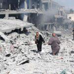 Israel impide la entrada a una delegación de eurodiputados a Gaza