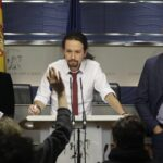 Podemos pide vicepresidencia de Gobierno español y referéndum