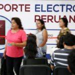 Pasaportes electrónicos: Migraciones comenzó emisión este jueves