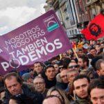 España: Izquierdista Podemos adelanta al PSOE en intención de voto