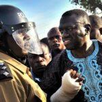 Uganda: Detienen por tercera vez en una semana a líder opositor