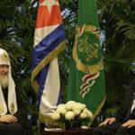 Condecoran al patriarca Kiril con la mayor distinción de Cuba