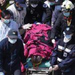Taiwán: rescatan con vida a más de 12 atrapados entre escombros