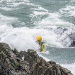 España: Sin rastro del niño peruano arrastrado por el mar