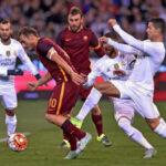 Champions League: Real Madrid gana 2-0 a As Roma en octavos de final