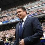 """Ronaldo Nazario: """"Visitaré al Papa y le regalaré una camiseta de Brasil"""""""