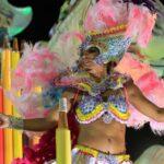 Carnaval de Río: El Quijote se siente como en casa en sambódromo