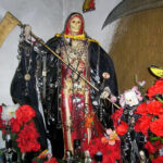 Argentina: Hallan cráneo humano como ofrenda a pagano San La Muerte