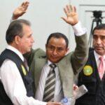 Gregorio Santos: Declaran infundado pedido de cese de prisión preventiva