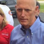 Gobernador de Florida pide a Obama declarar emergencia por tornados