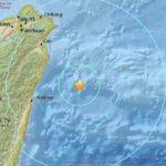 Taiwán: Sismo de 6.8 grados de magnitud sacude Keelung