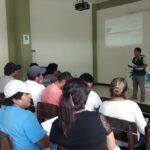 Serfor capacita sobre ley forestal a madereros de Pichanaki