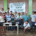 Serfor capacitó a más de 100 comuneros indígenas Yanesha