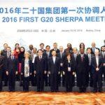G20 ve riesgos para la economía mundial en Brexit y refugiados