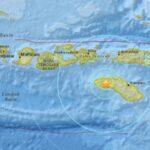 Indonesia: Terremoto de 6.5 grados sacude la isla de Sumba