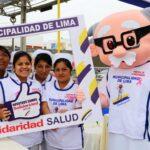 Villa El Salvador: Realizan campaña por Día Mundial de la Salud