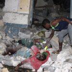 Somalia: 12 Personas mueren en un atentado contra un hotel