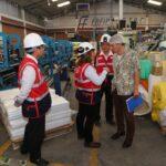 Sunafil fiscaliza identificación de riesgos para trabajadores en Lima
