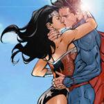 Superman, Batman y Wonder Woman: El amor en los cómics