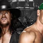 WWE: John Cena sería nuevo rival de The Undertaker en WrestleMania 32