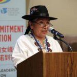 Perú presenta candidatura de líder indígena a foro de la ONU