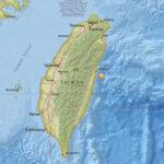 Taiwán: nuevo terremoto de 5,3 grados remece la isla este lunes