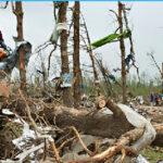 EEUU: Tormentas dejan al menos 3 muertos en Louisiana y Mississippi