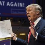 Trump pone precio a muro en frontera EEUU-México: US$ 8,000 millones