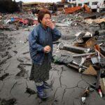 Japón: Incineran 3,000 mochilas de colegiales del tsunami en 2011