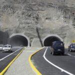 Túneles entran en permanente servicio para la circulación vial