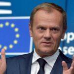 Tusk: Cumbre de hoy es la de la construcción o ruptura de la UE