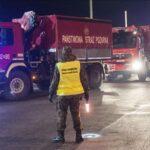 Ucrania prohíbe el tránsito de camiones rusos por su territorio