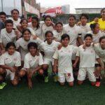 Fútbol femenino: Universitario ganó el Torneo Metropolitano