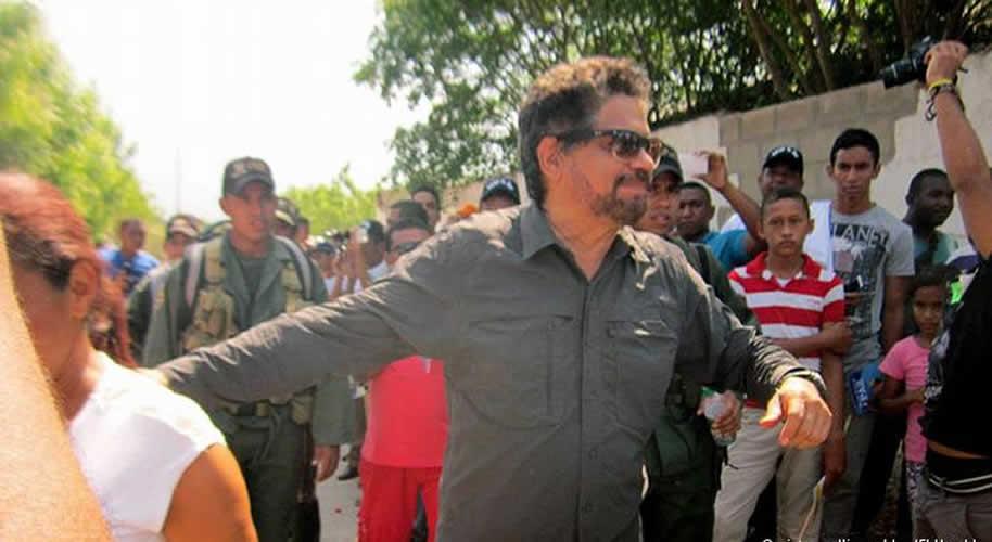visita a Conejo-FARC