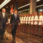 Humala solicita autorización al Congreso para visita oficial a Cuba