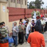 Datum: 20% de electores varió su intención de voto en un mes