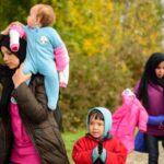Unicef: 60% de refugiados en Europa son mujeres y niños