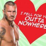 Estrellas de la WWE celebraron el Día de San Valentín