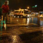 Senamhi: Lluvia de moderada intensidad soportó Lima anoche