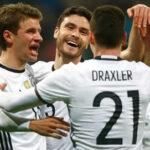 Alemania goléo por 4-1 a Italia en Múnich