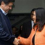 Tejada: Keiko es la candidata de Alan García, ella es el plan B del Apra