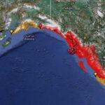 EEUU: Terremoto de magnitud 6.2 sacude islas de Alaska