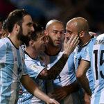 Eliminatorias Rusia 2018: Con goles de Mercado y Messi Argentina superó a Bolivia