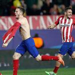 Champions League: Atlético pasa a cuartos de final en tanda de penales